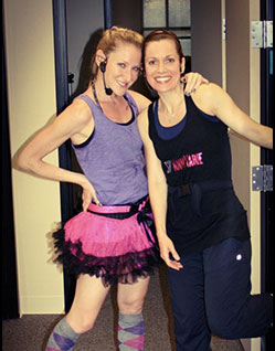 Cardio Dance Party a& Floor Barre - Back-to-back!